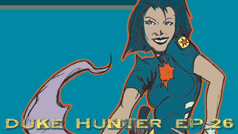 TPP 26 – Duke Hunter